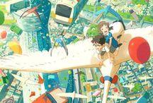 Japanimation Art
