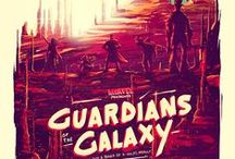 Movies Posters & Illustrations