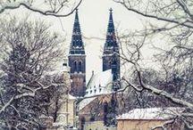 TRAVEL | Prague & Czech Republic / Prague - place where I live...