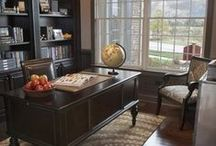 Home Office Decorating / by Gina Barbera