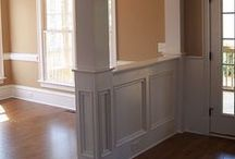 Decorative Moldings / by Gina Barbera