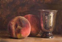 Art - painting - Julian Merrow Smith / paintings
