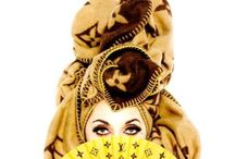 TURBANTE MANIA_Headwrap ,Scarf and Gelee