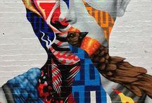 CULTURE CHE INSPIRANO E TUTTO DIVENTA ARTE / Arte,tessuti, accessori