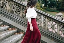 Fashion Wishlist & Inspiration / The outfits, shoes, and trending items I have and want in my closet.