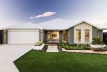 Display Home - The Kidman / A delightful family home with a design dedicated to spacious indoor and outdoor living.