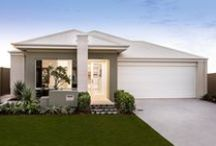Display Home - The Miller / The Miller is a fantastic family friendly 12.5 metre design, perfect for narrow lots.