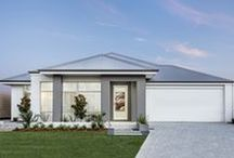Display Home - The Hamilton / Our newest display home, The Hamilton <3 on display at 12 Dalby Street, Hilbert