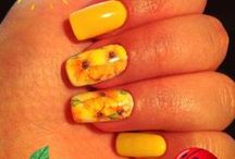 MY own nail art / nails
