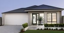Display Home - The Hunter / Designed for 12.5m blocks, The Hunter will be a welcome addition to any streetscape.