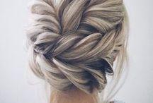 Wedding Hair / Hairstyles for weddings