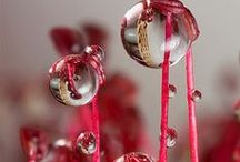 The magic of water n dewdrop / by Blythe