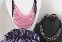 Accessories Abound / Scarves, sunglasses, hair slides and other accessories that we covet.
