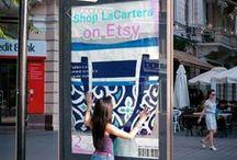 Etsy Shop - Sale of Handmade Handbags / What's on sale by La Cartera. https://www.etsy.com/shop/LaCartera