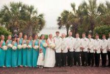 Weddings / Get custom neckwear for your wedding! We custom design fabrics for your special day!