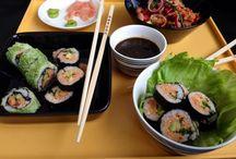 Vega Sushi / Passie voor Vega & Vegan koken.