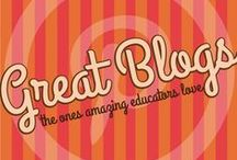 Great Blogs! / A collection of the BEST BLOGS from TEACHERS who are MAKING A DIFFERENCE.  =========== to JOIN BOARD e-mail us at SingSmileandLearn@gmail.com =========== please limit pins to 3/day