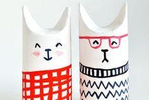Paper Crafts.