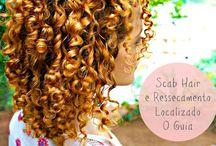 Curly Hair - Cabelos Cacheados