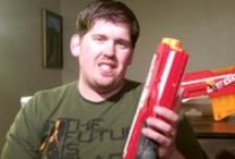 NERF Reviews and others / Reviews of all the new and old favorite blasters by Click Click BAMF