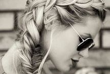 Beαuty ღ / ♡ Braids ♡ Ponytails ♡ Tips ♡ / by Manuela