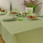 Tischdekoration Bilder und Inspiration / Dekoration für Tisch und Tafel zeigen diese Bilder. Zauberhafte Deko Ideen, was passt zusammen, Farben und Tischdecken kombinieren und vieles mehr auf schönen Bildern zusammengestellt aus den tollen Produktfotos von www.Tischdecken-Shop.de.