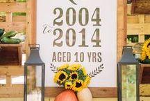 Componere's 10th Anniversary / Componere Fine Catering's 10th Anniversary Party, held on the Componere Farm.