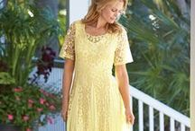 Sunny Yellow / Fashions and finds that fit your sunny disposition!