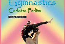 The Art of Gymnastics / Beautiful Gymnastics pictures by Jan de Koning The art of Gymnastics and Face to face in Gymnastics