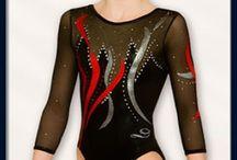 Gymnastics Leo's / OMG I want them allll!!  Lovely gymnastics leotards