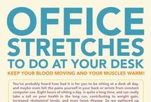 Work Place Health Tips