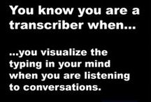 Transcription Humor