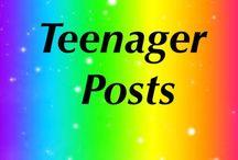 Teenager Posts / Hahah ᏞᎾᏞ!! So True•
