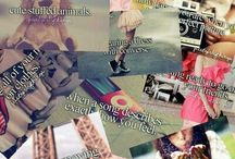 This is so me! / Yupp ~ This page is so me! #justgirlythings