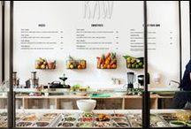 restaurant design //