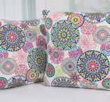 Kissen! Hüllen und Bezüge / Maßgeschneiderte Kissenhüllen und Kissenbezüge. Viele Farben und jede Form.
