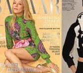 Avanti Furs - Press / Avanti Furs has a dynamic presence in the most well known Magazines worldwide!