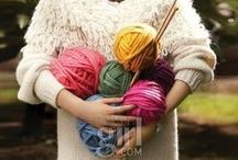 y a r n  / Knit + crochet  / by Fallon Carmichael | Sage + Sparkle