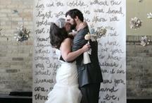 weddings / by Cheryl Mimken