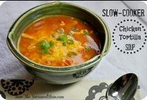 Slow Cooker/Crock Pot Recipes / Crock pot Recipes - Great things to make in the slow cooker!
