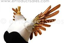 Wings & Accessories for Weddings / We Handcraft Wings for Weddings and Special Events. Our Wings are available on our Website at www.eproductsales.com