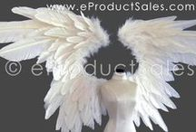 BJD / eProductSales BJD (Ball Jointed Doll) Wings Handcrafted at eproductsales.com