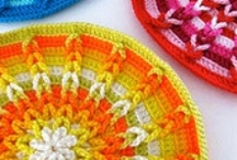 Crochet - Pot-holders / by Gitte Andersen