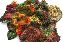 Crochet - Free-form / by Gitte Andersen