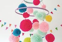 CRAFT SUPPLIES / Ideas and inspiration for your next crafting party!