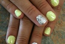 Miss M's Manicures / by Moomah the Magazine