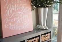 Decorating / by Amy Wiebe