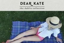 dear kate / Our underthings that are not only fabulous but functional.