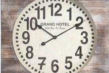 gonna find me a clock