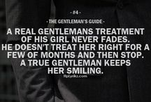 Gentleman  / by Dane Chronister